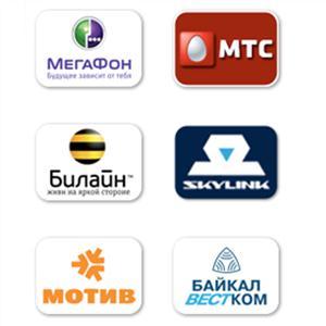 Операторы сотовой связи Калги