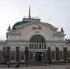 Железнодорожные вокзалы в Калге