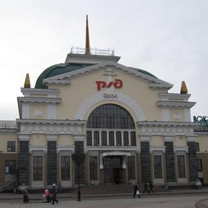 Железнодорожные вокзалы Калги